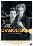Les diaboliques - French Re-release poster (xs thumbnail)