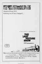 The Last Picture Show - Movie Poster (xs thumbnail)