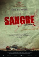 Sangre - Mexican Movie Poster (xs thumbnail)