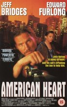 American Heart - British Movie Cover (xs thumbnail)