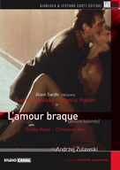 L'amour braque - Italian DVD movie cover (xs thumbnail)