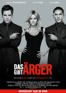 This Means War - German Movie Poster (xs thumbnail)