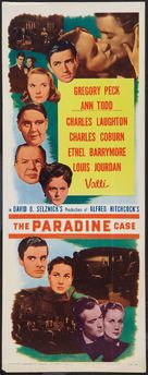 The Paradine Case - Re-release movie poster (xs thumbnail)