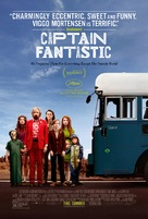 Captain Fantastic - Movie Poster (xs thumbnail)