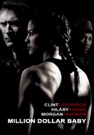 Million Dollar Baby - DVD cover (xs thumbnail)