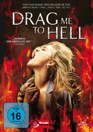 Drag Me to Hell - German DVD movie cover (xs thumbnail)