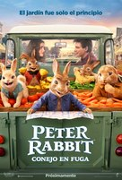 Peter Rabbit 2: The Runaway - Argentinian Movie Poster (xs thumbnail)