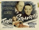 Three Strangers - Movie Poster (xs thumbnail)