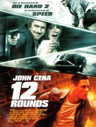 12 Rounds - French Movie Poster (xs thumbnail)