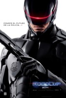 RoboCop - Mexican Movie Poster (xs thumbnail)