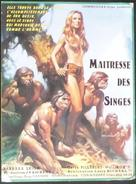 Mistress of the Apes - French Movie Poster (xs thumbnail)