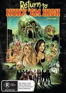Return to Nuke 'Em High Volume 1 - Australian DVD cover (xs thumbnail)