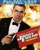 Johnny English Reborn - Blu-Ray cover (xs thumbnail)
