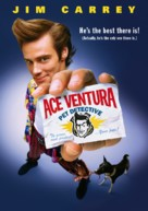 Ace Ventura: Pet Detective - Movie Poster (xs thumbnail)