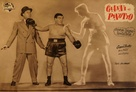 Abbott and Costello Meet the Invisible Man - Italian Movie Poster (xs thumbnail)