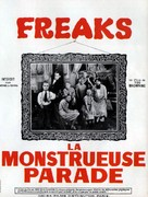 Freaks - French Movie Poster (xs thumbnail)