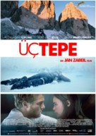 Three Peaks - Turkish Movie Poster (xs thumbnail)