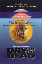 Day of the Dead - VHS movie cover (xs thumbnail)