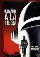 The Day the Earth Stood Still - Spanish Movie Cover (xs thumbnail)