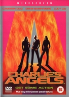 Charlie's Angels - British DVD movie cover (xs thumbnail)