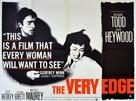 The Very Edge - British Movie Poster (xs thumbnail)