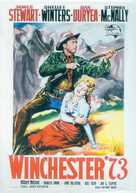 Winchester '73 - Italian Movie Poster (xs thumbnail)