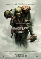 Hacksaw Ridge - Canadian Movie Poster (xs thumbnail)