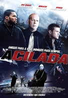 Setup - Portuguese Movie Poster (xs thumbnail)