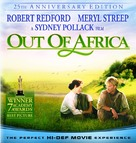 Out of Africa - Blu-Ray cover (xs thumbnail)