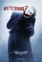 The Dark Knight - French Movie Poster (xs thumbnail)
