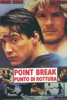 Point Break - Italian Movie Poster (xs thumbnail)