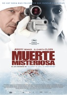 Wind River - Colombian Movie Poster (xs thumbnail)