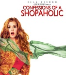 Confessions of a Shopaholic - Blu-Ray movie cover (xs thumbnail)