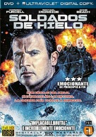 Ice Soldiers - Spanish Movie Poster (xs thumbnail)