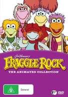 """Fraggle Rock"" - Australian DVD cover (xs thumbnail)"