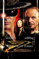 The Mask Of Zorro - Movie Poster (xs thumbnail)