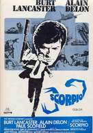 Scorpio - Spanish Movie Poster (xs thumbnail)