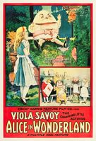 Alice in Wonderland - Movie Poster (xs thumbnail)