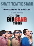 """""""The Big Bang Theory"""" - Movie Poster (xs thumbnail)"""