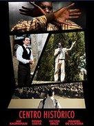 Centro Histórico - Mexican DVD movie cover (xs thumbnail)