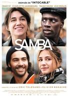 Samba - Spanish Movie Poster (xs thumbnail)