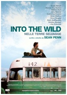 Into the Wild - Italian Movie Poster (xs thumbnail)