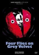 4 mosche di velluto grigio - Movie Cover (xs thumbnail)