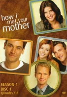 """""""How I Met Your Mother"""" - French Movie Cover (xs thumbnail)"""