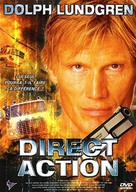 Direct Action - French Movie Cover (xs thumbnail)