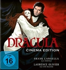 Dracula - German Movie Cover (xs thumbnail)