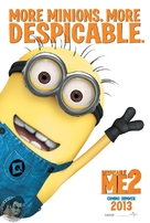 Despicable Me 2 - Movie Poster (xs thumbnail)