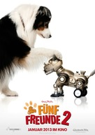 Fünf Freunde 2 - German Movie Poster (xs thumbnail)