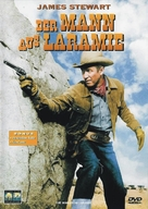 The Man from Laramie - German DVD cover (xs thumbnail)