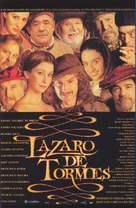 Lázaro de Tormes - Spanish Movie Poster (xs thumbnail)